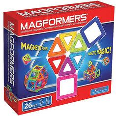 Магнитный конструктор, 26 деталей, MAGFORMERS