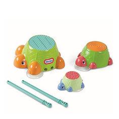 Игрушка для ванной  Черепашки-барабаны Little Tikes