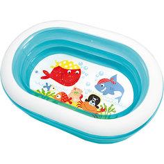 """Детский надувной бассейн """"Овальный"""", Intex"""