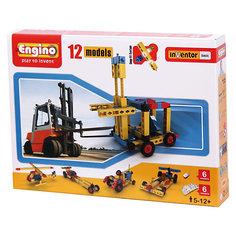 Конструктор 12 Моделей из одного комплекта, Engino
