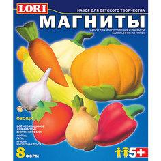 "Фигурки на магнитах ""Овощи"", LORI"
