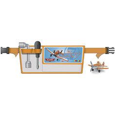 Сумочка на пояс с инструментами + Дасти, Самолеты Smoby