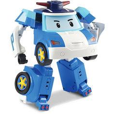 """Игрушка """"Робот трансформер Поли"""", р/у, 31 см, Робокар Поли Silverlit"""