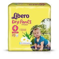 Трусики Libero Dry Pants, Maxi 7-11 кг, 20 шт.