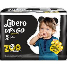 Трусики Up&Go, Maxi Plus 10-14 кг (5), 30 шт., Libero