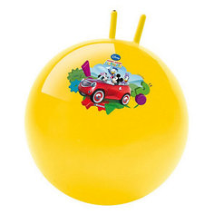 "Мяч - попрыгунчик ""Клуб Микки"", Ø 50 см, Микки Маус Mondo"