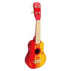 Гитара красная , Hape