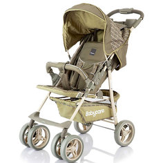 Прогулочная коляска Baby Care Voyager, оливковый