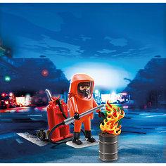 PLAYMOBIL  5367 Пожарная служба: Специальные пожарные силы