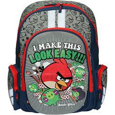Рюкзак спортивный для путешествий, Angry Birds Академия групп