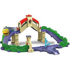 """Игровой набор """"Мост и туннель"""", StackTrack, Чаггингтон Tomy"""