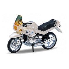 Модель мотоцикла 1:18 BMW R1100RS, Welly