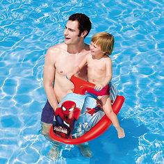 """Детская водная каталка """"Скутер"""", Человек-Паук, Bestway"""