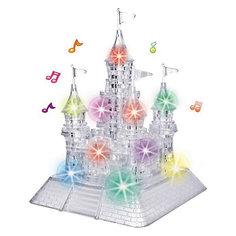 Кристаллический пазл 3D Замок, Educational Line