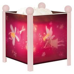 """Светильник-ночник """"Фея"""" (цвет розовый), 12V, Trousselier"""