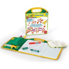 """Дорожный набор """"Doodle magic"""", Crayola"""