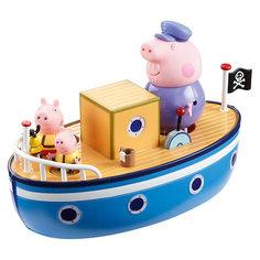 """Игровой набор """"Морское приключение"""", Свинка Пеппа Росмэн"""