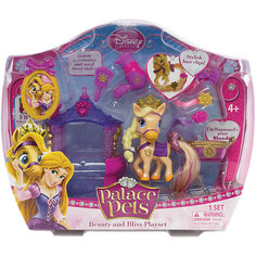Пони Blondie (питомец Рапунцель), с аксессуарами, Palace Pets