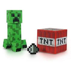 Фигурка Крипер, 8см, Minecraft Jazwares