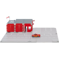 SIKU 5502 SIKU WORLD Набор Пожарная бригада