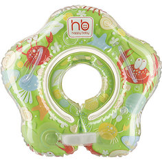 Надувной круг на шею SWIMMER, Happy Baby