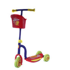 """Самокат трёхколёсный """"Малыш"""", Zilmer"""