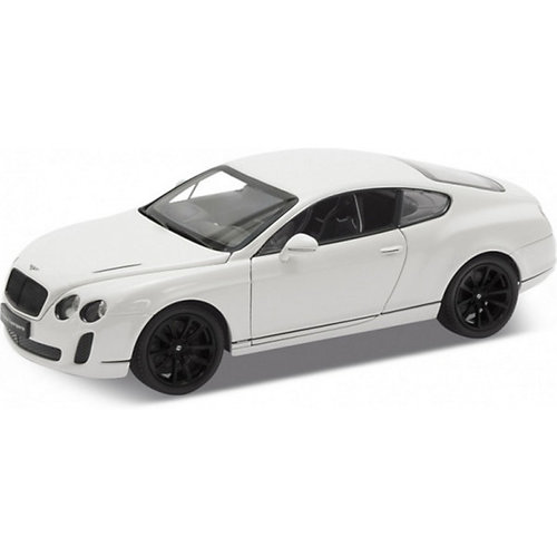 Модель машины 1:24 Bentley Continental Supersports, Welly