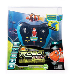 РобоРыбка  на дистанционном управлении, RoboFish Zuru
