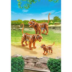 Зоопарк: Семья Тигров, PLAYMOBIL