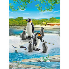 Зоопарк: Семья Пингвинов, PLAYMOBIL
