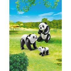Зоопарк: Семья Панд, PLAYMOBIL