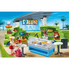 Аквапарк: Магазин летних товаров с закусочной, PLAYMOBIL