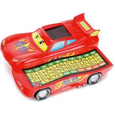 Обучающая машинка, с азбукой, Умка