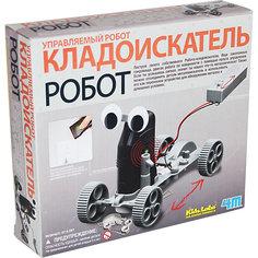 Управляемый робот кладоискатель, 4M 00-03297