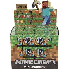 Фигурка  Minecraft, в закрытой упаковке Mattel