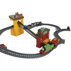 """Игровой набор """"Сортировка и доставка грузов Перси"""", Томас и его друзья Mattel"""