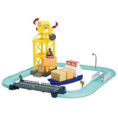 Игровой набор «Порт с разводным мостом», Робокар Поли Silverlit