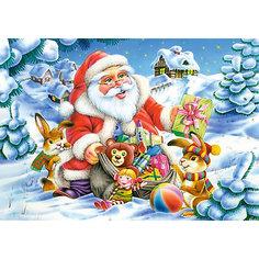 "Пазл ""Санта Клаус"", 500 деталей, Castorland"