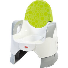 Зеленый горшок Fisher-price Удобство и комфорт Mattel