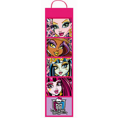 Органайзер подвесной,64 см, 5 карманов 17х17 см, Monster High Centrum