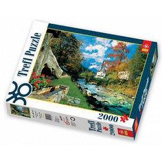 "Пазл  ""Германия: Баварские Альпы"", 2000 деталей, Trefl"