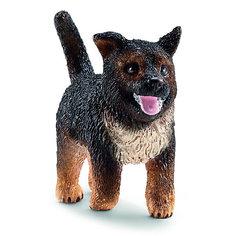 Немецкая овчарка щенок, Schleich