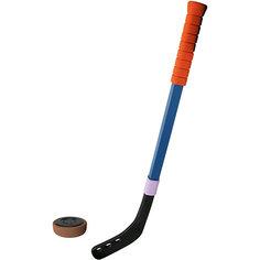 Клюшка хоккейная с шайбой, 70см Saf Sof