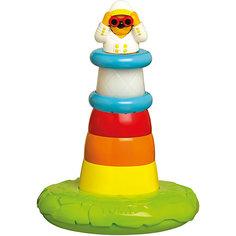 """Игрушка для ванной """"Пирамидка Маяк"""", TOMY"""