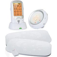 Радионяня Baby с расширенным монитором дыхания RA300SP2, Ramili
