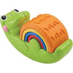 """Пирамидка """"Крокодильчик"""", Fisher-Price Mattel"""