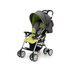 Прогулочная коляска Jetem Elegant, темно-серый/зеленый