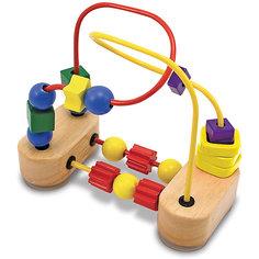 """Развивающая игрушка """"Лабиринт с фигурами"""", Melissa & Doug"""