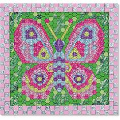 """Мозаика """"Бабочка"""", Melissa & Doug"""