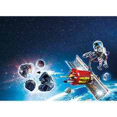 Космическая миссия: Спутниковый метеороидный лазер, PLAYMOBIL